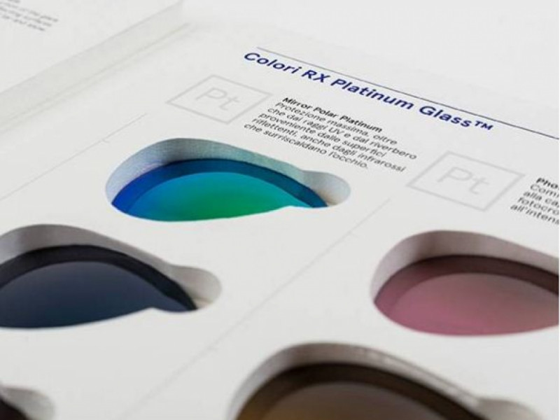 Il materiale più innovativo e performante: il Platinum Glass™
